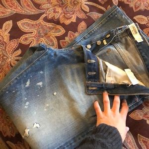 NWOT Legend Lucky Brand High Waisted Jeans